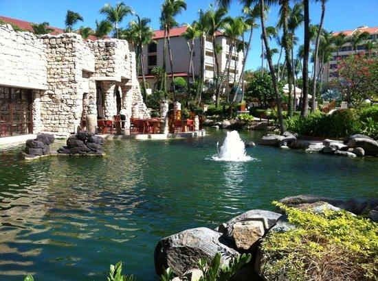 Hyatt Regency Aruba Resort and Casino: Center of Hotel