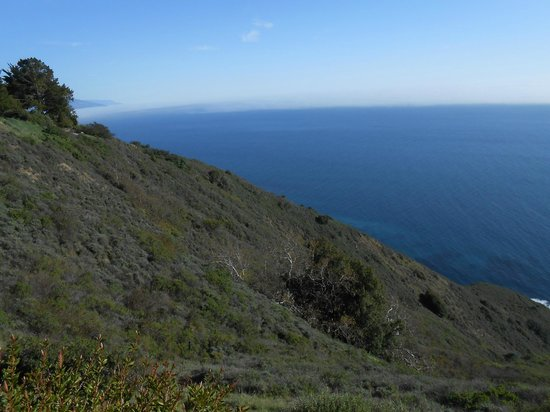 Deetjen's Big Sur Inn: Beautiful coast.