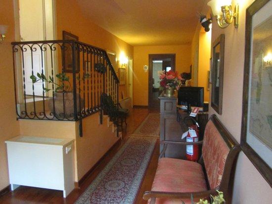Villa Crispi: reception