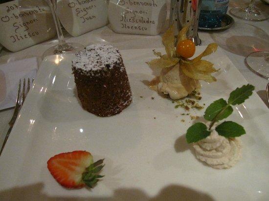 Alpine Sport & Wellness Hotel Viktoria: Delicious