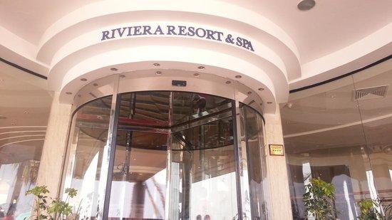LABRANDA Riviera Premium Resort & Spa: Ingresso hotel
