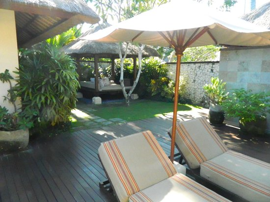 Belmond Jimbaran Puri: Jardin