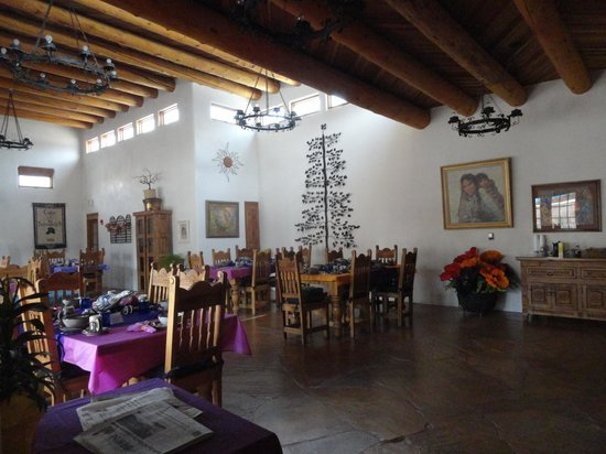 Casa Benavides Historic Inn: Dining Room