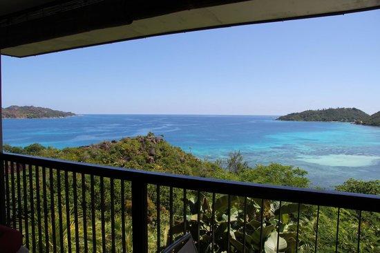 Raffles Seychelles: Balcony