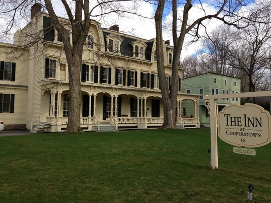 A look at the Inn at Cooperstown