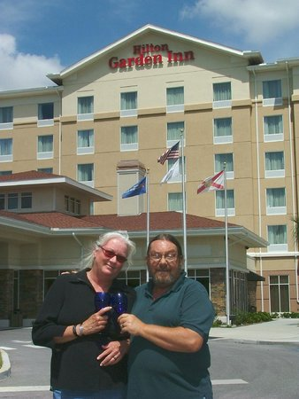 Hilton Garden Inn Tampa / Riverview / Brandon: 5th Wedding Anniversary At The Hilton Garden Inn Riverview