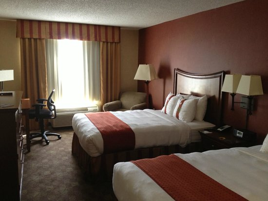 Holiday Inn Grand Rapids Downtown: Room