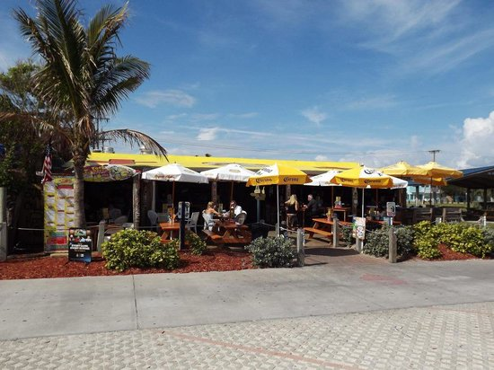 Sandbar Sports Grill Cocoa Beach Florida