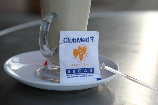 Club Med Bintan Island: sugar