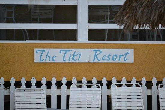 Tiki On The Beach: On the Beach
