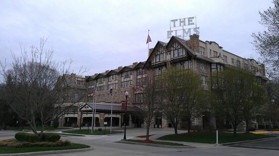 The Elms Hotel and Spa: A majestic hotel