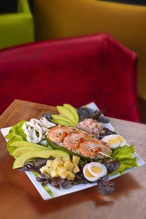 Azyr : Salade Maison