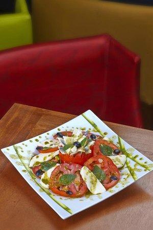 Azyr : Tomate Mozzarella Maison