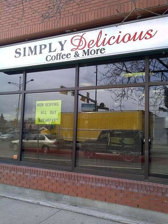 Simply Delicious Cafe