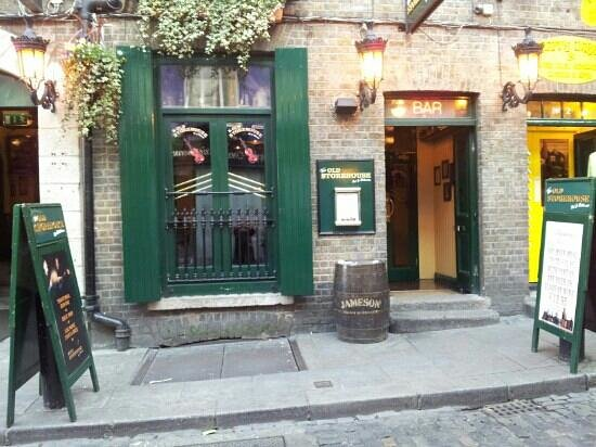 The Old Storehouse: Dinner on Saturday