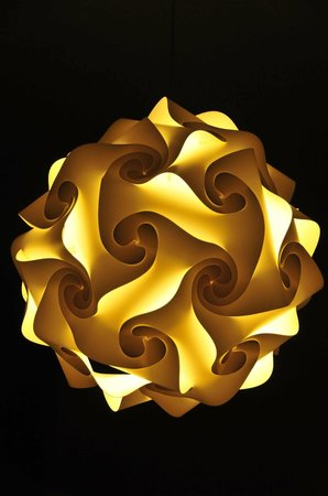 Willa Zlocien: New interesting lamps make pleasant your evenings in some of  doubles and triples