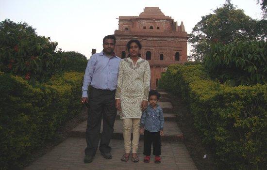 Assam, Indien: Kareng Ghar