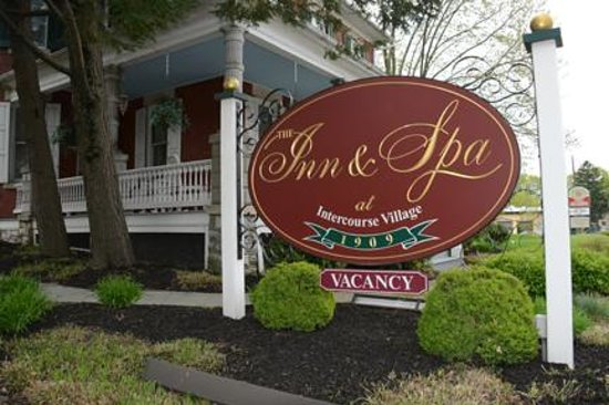 The Inn & Spa at Intercourse Village: Front of property
