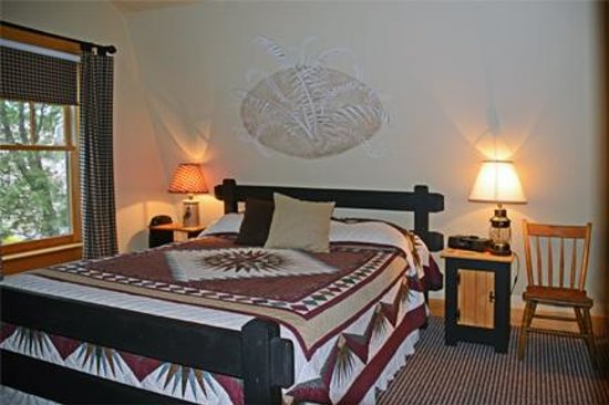 The Inn & Spa at Intercourse Village: Bedroom
