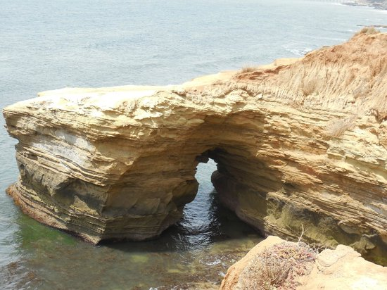 Sunset Cliffs Natural Park: Sunset Cliffs