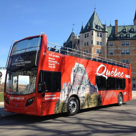 Old Quebec Tours