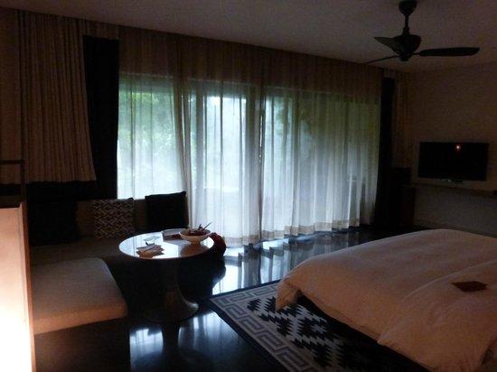 Alila Diwa Goa: Habitación