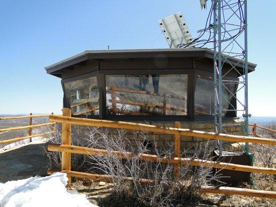 Park Point: Restored 1939 Fire Lookout - Mesa Verde