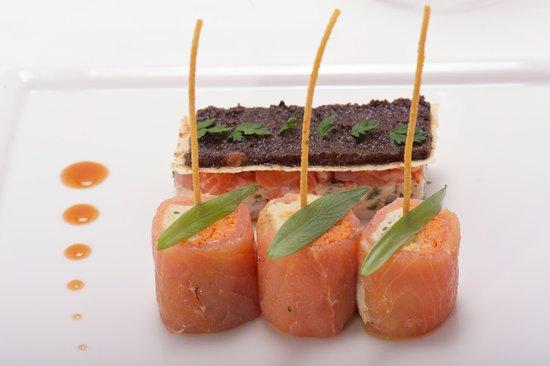 Vino & Cucina: saumon fumé au wisky