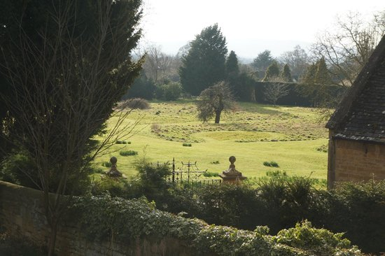 Cowley House: View from Daresbury