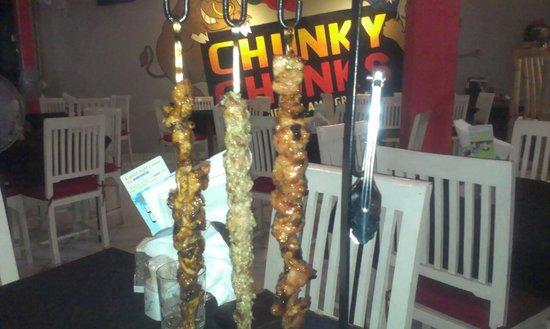 Chunky Chunks