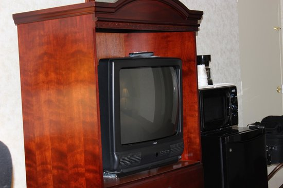 Quality Inn Enola - Harrisburg: TV area