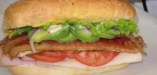 Shortstop Sandwiches