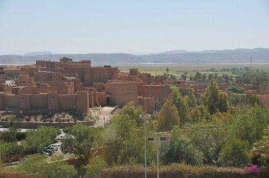 Ibis Moussafir Ouarzazate: Zicht vanuit onze kamer