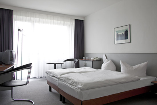 Doppelzimmer im Müritz Hotel