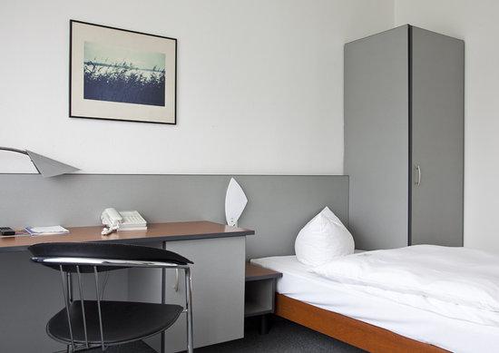 Einzelzimmer im Müritz Hotel