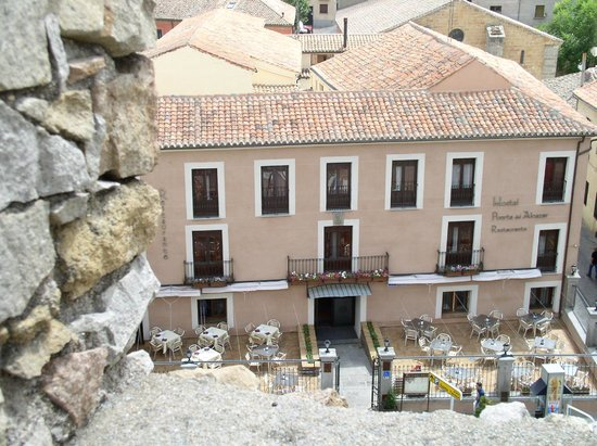 Hostal puerta del alcazar updated 2017 hotel reviews for Hostal cerca puerta del sol