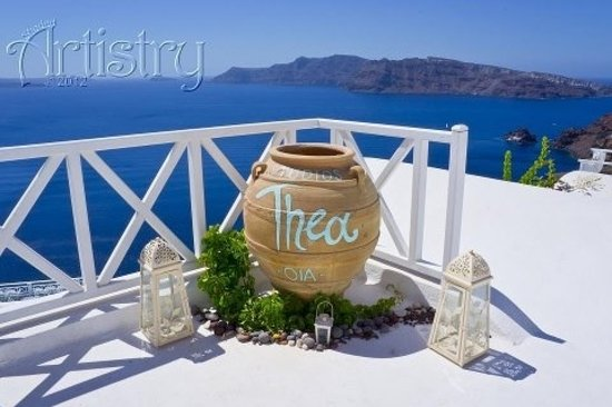 Thea  Studios-Rooms: Thea's logo !!