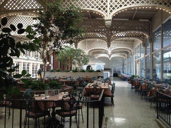 station restaurant - Chattanooga Choo Choo Gardens Restaurant Menu