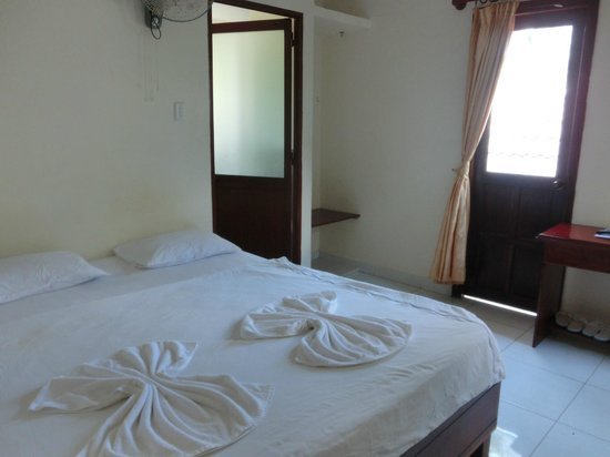 Bien Nho Resort : 部屋
