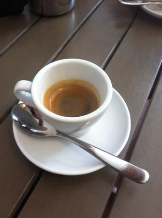 North Star: an enjoyable espresso