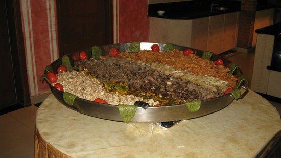 Grand Bahia Principe Coba: Buffet Fajitas