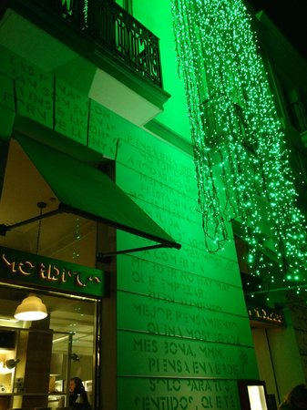 Restaurante Mordisco : Entrance