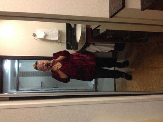 Hyatt Place Dulles Airport South: Happy Customer