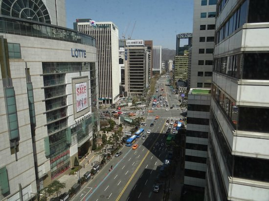 """ibis Ambassador Seoul Myeongdong: Room """"1201"""" or """"1207"""" - dont remember the room#"""