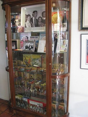 Cypress Inn: Doris Day memorabila