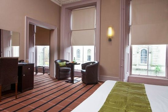 Best Western Glasgow City Hotel: Deluxe Twin or Family