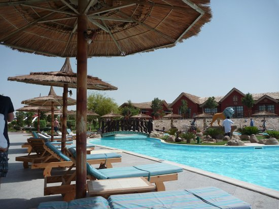Hotel picture of jungle aqua park hurghada tripadvisor for Aqua piscine otterburn park