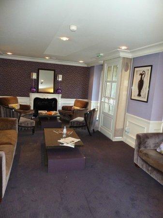 Hotel Le Royal: Lobby