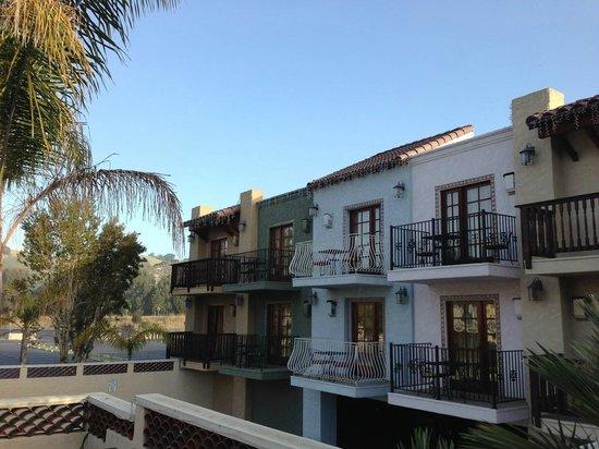 Avila La Fonda Hotel: Hotel