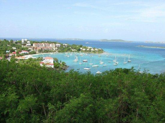 St. John Seasonal & Cultural Highlights: St John - Paradise